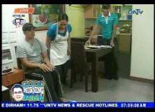 UNTV 1st Guesting - BALPAN