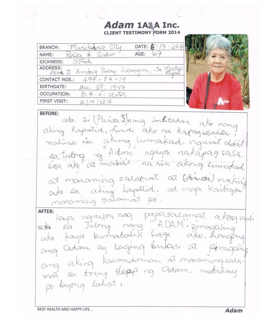 CLIENT TESTIMONY Book 2 contents1-page-002