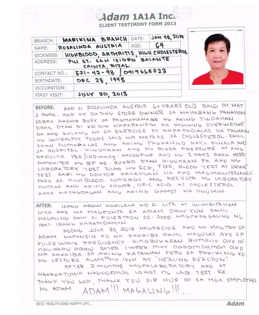 CLIENT TESTIMONY Book 2 contents1-page-023